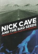 NICK CAVE - The Road To God Knows / Live At The Paradiso /2dvd/ DVD