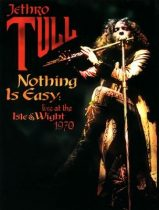 JETHRO TULL - Nothing Is Easy DVD