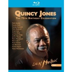QUINCY JONES - Live At Montreux /blu-ray/ BRD