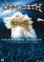 MEGADETH - That One Night  DVD