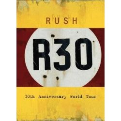 RUSH - R30 30th Anniversary World Tour /2dvd/ DVD