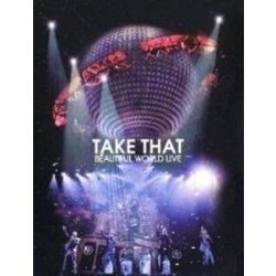TAKE THAT - Beatiful World Live /2dvd/ DVD