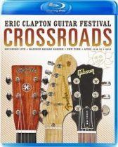 ERIC CLAPTON - Crossroads Guitar Festival 2013 /blu-ray/ 2x BRD