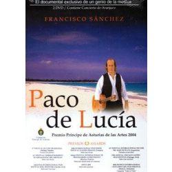 PACO DE LUCIA - El Documental Excusivo De Un Genio De La Musica + Concierto The Aranjuez Live /2dvd/ DVD