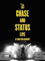 CHASE AND STATUS - Live At Brixton DVD