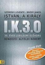 MUSICAL ROCKOPERA - István a Király 2013 /Alföldi féle/ DVD