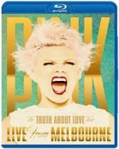 PINK - Truth About Love Tour Live / blu-ray / BRD