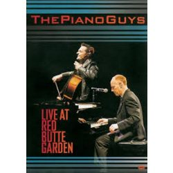 PIANO GUYS - Live A Red Butte Garden DVD