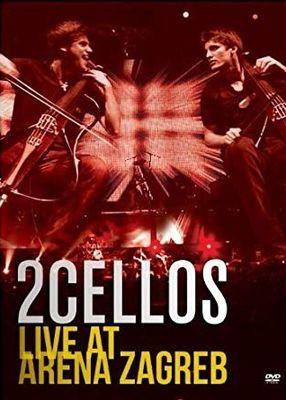 2CELLOS - Live At Arena Zagreb DVD