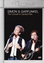 SIMON & GARFUNKEL - The Concert In Central Park /platinum/ DVD