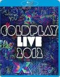 COLDPLAY - Live 2012 /blu-ray + cd/ BRD