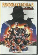 FILM - Rendőrakadémia 6. Az Ostromlott VárosDVD