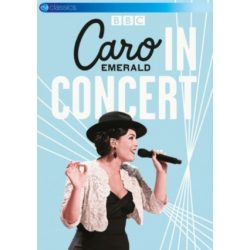 CARO EMERALD - In Concert DVD