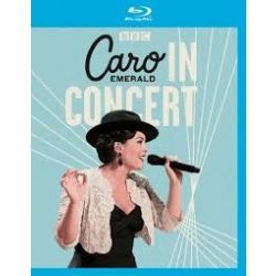 CARO EMERALD - In Concert / blu-ray / BRD