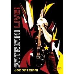 JOE SATRIANI - Satriani Live /2dvd/ DVD