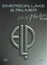 EMERSON, LAKE & PALMER - Live At Montreux 1997 DVD