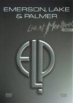 EMERSON, LAKE & PALMER - Live At Montreux 1997 DVD