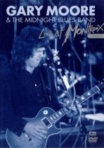 GARY MOORE - Live At Montreux 1990 DVD