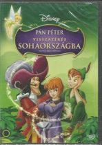 MESEFILM - Pán Péter Visszatérés Sohaországba DVD