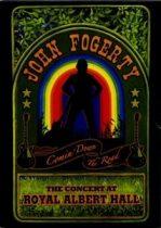 JOHN FOGERTY - Comin' Down The Road Concert At The Royal Albert Hall DVD