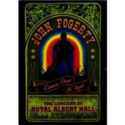 JOHN FOGERTY - Comin' Down The Road Concert At The Royal Albert Hall DVD