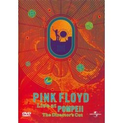 PINK FLOYD - Live At Pompeii DVD