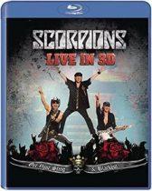 SCORPIONS - Live In 3D / blu-ray / BRD