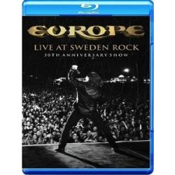 EUROPE - Live At Sweden Rock / blu-ray / BRD