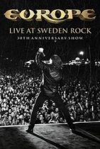 EUROPE - Live At Sweden Rock DVD