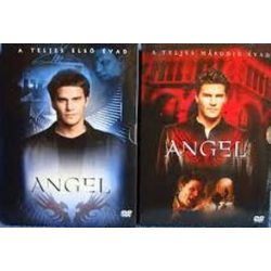 FILM - Angel 1-2 évad /12 dvd/ DVD