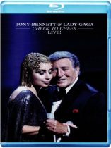LADY GAGA & TONY BENNETT - Cheek To Cheek Live / blu-ray / BRD