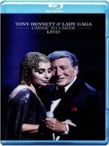 LADY GAGA & TONY BENNETT - Cheek To Cheek Live / blu-ray / BRD