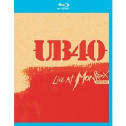 UB40 - Live At The Montreux / blu-ray / BRD