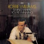 ROBBIE WILLIAMS - Swing When You Are Winning CD