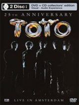 TOTO - Live In Amsterdam /dvd+cd/ DVD