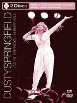DUSTY SPRINGFIELD - Live At The Royal Albert Hall /dvd+cd/ DVD
