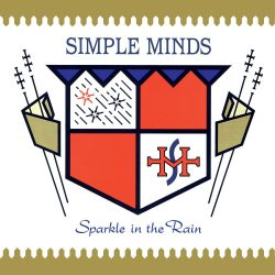 SIMPLE MINDS - Sparkle In The Rain CD