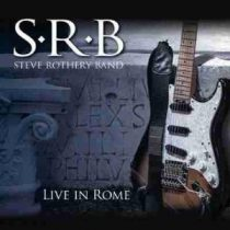 STEVE ROTHERY BAND - Live In Rome /2cd+dvd/ CD