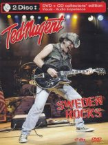 TED NUGENT - Sweden Rocks / dvd+cd / DVD