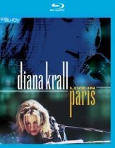 DIANA KRALL - Live In Paris / blu-ray/ BRD