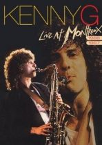 KENNY G - Live At Montreux DVD