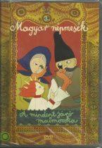 MESEFILM - Magyar Népmesék 3. A Mindent Járó Malmocska DVD