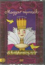 MESEFILM - Magyar Népmesék 5. A Királykisasszony Cipője DVD