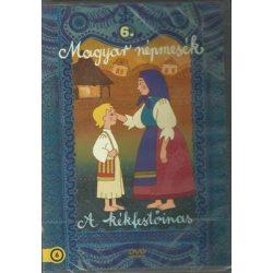 MESEFILM - Magyar Népmesék 6. A Kékfestőinas DVD
