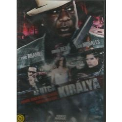 FILM - Az Utca Királya DVD