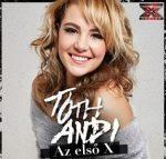 TÓTH ANDI - Az Első X. CD