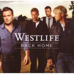 WESTLIFE - Back Home CD