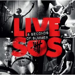5 SECONDS OF SUMMER - Live SOS CD