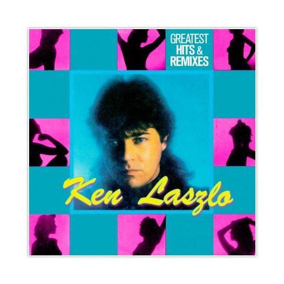 KEN LASZLO - Greatest Hits & Remixes / 2cd / CD