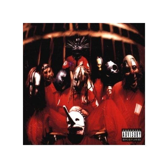 SLIPKNOT - Slipknot CD